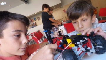 FCR kit de robótica