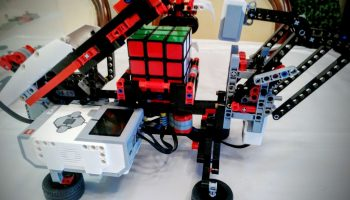 Nuevos robots: MindCub3r