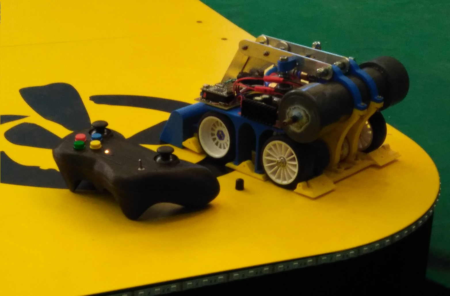Torneo de robótica