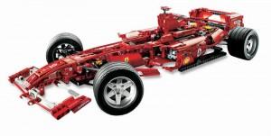 coche F1 FCR